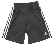 Adidas Youth Performance Climalite Shorts, Gray