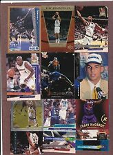 Lot of 14 Different Rookie Cards of Star Basketball Players Shaq Hardaway Kidd