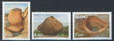 Aland/Åland 1995, Stone formations, full set MNH