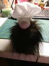 Chef Gnome, Handmade Adorable kitchen shelve topper so cute