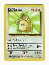 1999 Pokemon Jungle Unlimited Kangaskhan #21/64 – LP