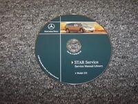 2006-2007 Mercedes Benz R320 R350 R500 R63 AMG Shop Service Repair Manual DVD