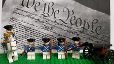 LEGO Revolutionary War Regular Colonial Soldiers NEW 100% Genuine LEGO PLZ READ