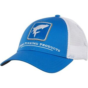 Simms Fishing Products Tarpon Trucker Patch Hat Cap - Choose From 4 Colors NEW!
