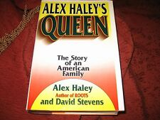 Alex Haley's Queen : The Story of an American Family ALEX HALEY 1STED/1ST PRT