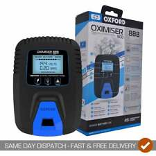 OXFORD OXIMISER 900 888 MOTORCYCLE BATTERY OPTIMISER CHARGER