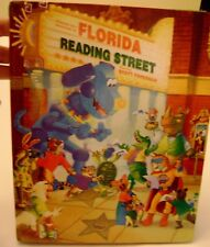 Florida Reading Street Scott Foresman Unit 4 5 6 School Book Pearson 2009 460 pg