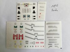 Eness MP25 Track's Detail Decals,In stock!