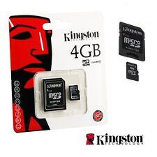 Kingston 16gb Scheda MicroSD SDHC Cl10 Uhs-i con Adattatore B0576358