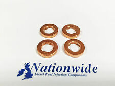 Seat Ibiza 1.6 Tdi Common Rail Diesel Injector Washers/seals 03L130277B x 4