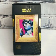 New BLU GRAND M3 16GB UNLOCKED Android Smartphone GSM Black