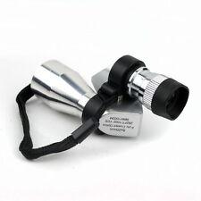 8X20 Mini Compact Monocular Telescopes Focus Adjustable Pocket Outdoor Sports ZH