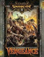 WARMACHINE Manual - Vengeance - 9781933362977 - Softback ENG
