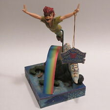 Peter Pan Soars To The Stars Jim Shore Disney Traditions Figure AS IS 4009043