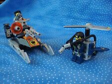 LEGO Agents Jetpack Pursuit 8631 USED boys/girls 7+w/booklet