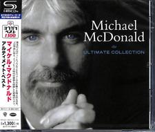 MICHAEL MCDONALD-THE ULTIMATE COLLECTION-JAPAN SHM-CD C41