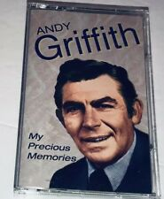 Andy Griffith My Precious Memories Southern Gospel Cassette 1G