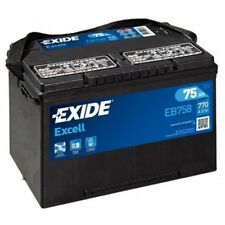EXIDE Starter Battery EXCELL ** EB758