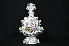 Flacon en porcelaine Allemande / bottle porcelain, Germany