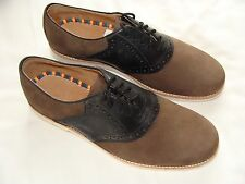Polo Ralph Lauren Lars Saddle Men's Shoes. Size 8
