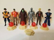 "Dragonball Evolution Movie loose 4"" Action Figure Lot"