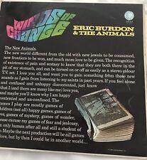 Eric Burdon & The Animals Winds of Change Original U.K. mono LP 1967 Psych