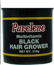 Purelene Multivitamin Black Hair Grower Large Jar 375g Hair Oil