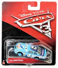 Disney Pixar Cars 3 Cal Weathers 1:55 Scale Diecast Vehicle IN HAND!