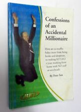 Confessions of An Accidental Millionaire by Peter Sun, Softcover