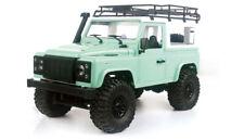 RC Geländewagen Crawler 4WD 1:16 Bausatz metallic grün