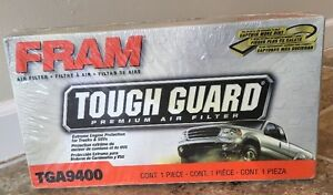 Fram Tough Guard Premium Air Filter TGA9400 Ford 7.3 - Better than CA9400