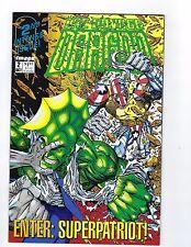 The Savage Dragon # 2 Image Comic Book First Print VF/NM Erik Larsen