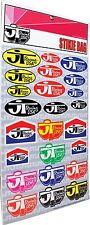 JT Racing USA S11STK132311 Sticker Kit New