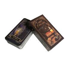 LISA PARKER FAMILIARS TAROT DECK CARDS TAROT DECK CARDS GAME CARDSZT