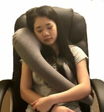 Travel Pillows for Airplanes Ultimate Inflatable Travel Pillow & Neck Pillow