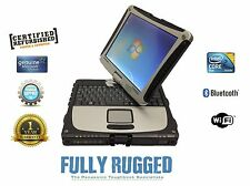 Low Priced Panasonic Toughbook Cf-19 Touch Screen Rugged Windows  Laptop