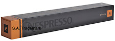 30 50 80 100 LOWEST Popular Orignal Nespresso Coffee Pods Capsules Livanto 10 Sleeves (100 Pods)