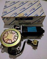 NEW NOS GENUINE Left Front or Rear Power Window Motor Hyundai Sonata Y2 Y3 92-96