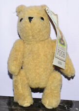 "Vintage Gund Classic Pooh Bear 6"" Jointed Teddy Bear"