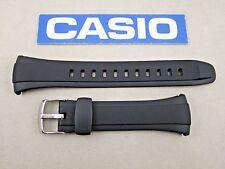 Casio Waveceptor WVA-M640 WVA-M640B WVA-M650 WVA-M650B WVQ-M410 watch band black