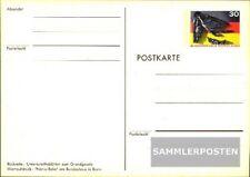 BRD (BR.Deutschland) PSo4 Amtliche Sonderpostkarte gebraucht 1974 Phönix-Relief
