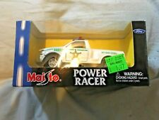 New, in Package, Maisto Power Racer Sheriff Off-Road Patrol Ford Truck