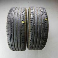 2x Bridgestone Turanza T001 AO 215/50 R18 92W DOT 4317 7 mm Sommerreifen
