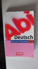 Abivorbereitung Deutsch, Kunst, Physik von Kohrs-pocketteacher