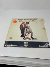 Memories Of Me Laserdisc - Billy Crystal - RARE - BRAND NEW