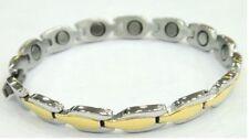 Magnet Magnetic Armband Energy Power Bracelet Health Bio wristband cuff 24k