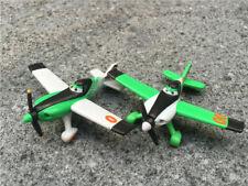 Disney Pixar Planes Ned&Zed 2pcs Metal Diecast Vehicle Toy Planes New Loose