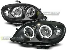 citroen saxo 1999 2000 2001 2002 2003 headlights lpci03 angel eyes black