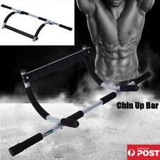 DOORWAY PORTABLE CHIN-UP / PULL-UP EXERCISE DOOR BAR - ABS EXERCISE
