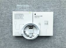 For Genuine Apple iPhone Charger Cable Original OEM Cable 11 X 8 7USB Lightning